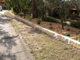 garden edging using sandstone ballast sydney sandstone cutter