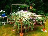 Simple Handmade original flower garden ideas. | Handmade website