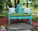 Ideas for Garden Benches : HGTV Gardens