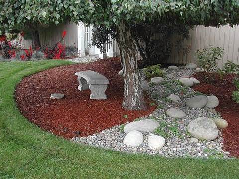 showcase your yard with landscaping rocks home and gardening