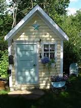 10 Fascinating Garden Potting Shed Ideas - Ideas - Interior Design