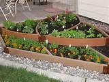 unique raised garden bed ideas