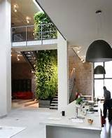 Contemporary Indoor Garden Design Ideas: Creative Vertical Garden ...