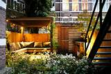 Small city garden - Contemporary - Patio - amsterdam - by Boekel ...