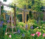garden design ideas, English garden, design