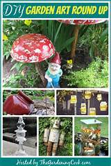 DIY Garden Decoration Projects - Make your Own Garden Art