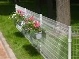 garden fence ideas modern home decorating ideas