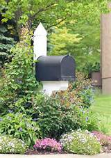 Mailbox Landscape Design [Slideshow]