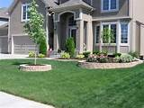 Simple Landscaping Ideas For Front Of House
