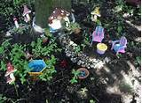 Gnome/Fairy Garden | My Crafts | Pinterest
