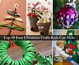 closet top 38 easy and cheap diy christmas crafts kids can make