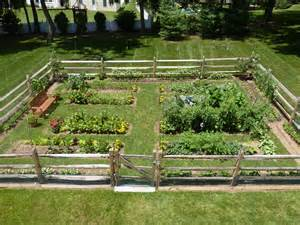 vegetable garden fence ideas 16
