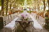 dallas garden wedding table unforgettable garden wedding decor
