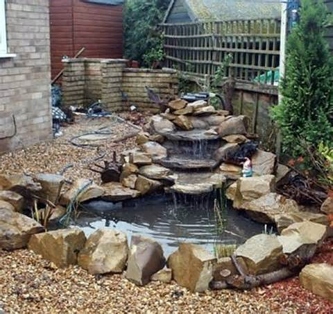 garden pond ideas landscaping gardening ideas