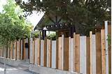 interesting fencing for homes | Creative Garden Fence | Landscape ...