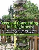 Vertical Gardening for Beginners: Ideas for Growing Beautiful Space ...