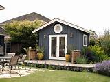 Crav: Buy Small garden shed with verandah
