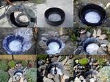 DIY small garden fountain | Garden Fountains | Pinterest | Garden ...