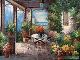 mediterranean patio pinterest patio decorating mediterranean style
