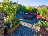 Ideas for Making Rooftop Garden Ideas: Nice Rooftop Garden Ideas ...