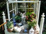 fairy garden magic flea market gardening