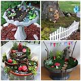 10 Amazing Miniature Fairy Garden Ideas - DIY for Life