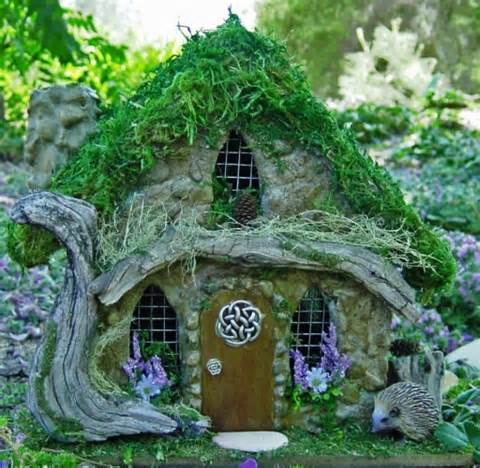 fairy house if you would like to learn how to build a fairy house ...