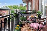 ... balcony garden idea Balcony Gardens Prove No Space Is Too Small For