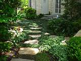 Making Creative Garden Path Ideas Edging | Home Design