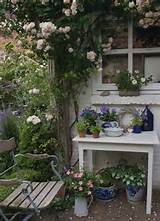 ... Valhalla: Attempting Romantic Dream Images... Shabby Chic Garden Style
