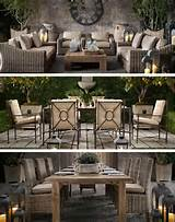 the restoration hardware 2012 outdoor designer furniture