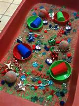 Preschool Sensory Table and Theme Ideas.