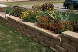 garden retaining wall design ideas onhomes org