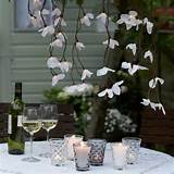 ... Garden party ideas | Outdoor dining | Garden decoration | PHOTO
