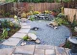 you want a garden that is very low maintenance a zen garden would be a