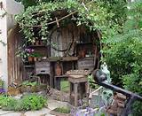 potting shed ideas outdoors home rustic country potting shed