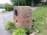 Brick Mailboxes Garden Boxes Monument Signs Fences Columns Pictures