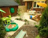 kid friendly backyard | backyard ideas | Pinterest