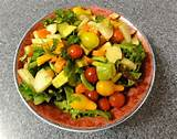 Fall Garden Vegetable Salad » Recipe Food Blog