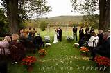 outdoor weddings on Outdoor Fall Wedding Ideas Source Magnetstreet Com