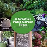 Garden Ideas outdoor garden patio diy gardening do it yourself garden ...