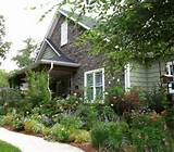 Pretty Front Cottage Gardening Ideas | Farmhouse | Pinterest