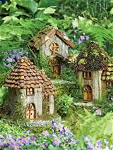 Fairy Houses for the Garden | Fairy Houses Set - Fairy Garden ...