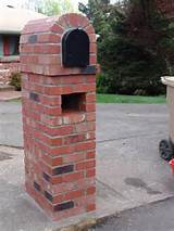 Mailbox - Traditional - Landscape - portland - by Brown Bros. Masonry