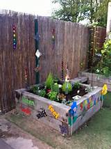 Sensory herb garden by Anya Sparks ≈≈ | Outdoor Preschool ...