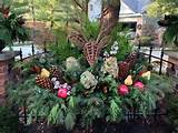 Winter Container | Garden Art | Pinterest