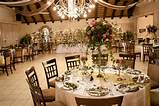 wedding reception with round wedding tables jpg