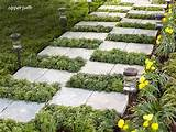 Spring 2013 Garden Pathway Ideas and Path Materials at The Home Depot ...