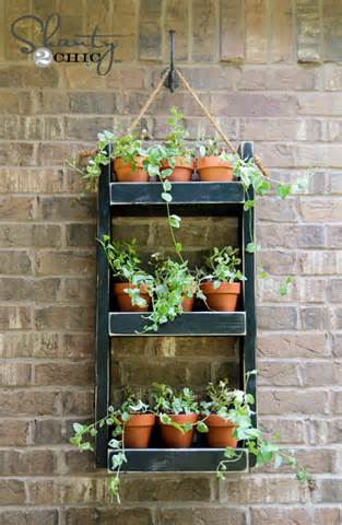 15+ DIY outdoor garden ideas » Lolly Jane