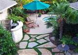 tropical garden landscape ideas photograph tropical backya